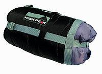 Спец.мешок HIGH PEAK Мод. M (37x18см)(для уменьшения объема сложенного спального мешка) R 89146