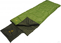 Спальный мешок BEST CAMP Мод. MURRAY (190х70см)(0,75кГ)(0/+14ºС)(зеленый/темно-зеленый) R 89149