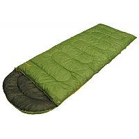 Спальный мешок BEST CAMP Мод. YARRUNGA (220х80см)(1,08кГ)(-5/+12ºС)(зеленый/темно-зеленый) R 89152