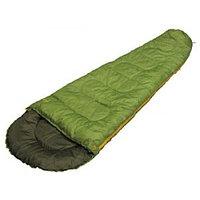 Спальный мешок BEST CAMP Мод. YANDA (зеленый/темно-зеленый) R89153