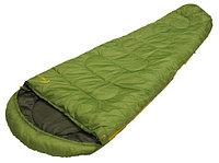 Спальный мешок BEST CAMP Мод. TIMBARRA (220х80/55см)(1,25кГ)(-12/+7ºС)(зеленый/темно-зеленый) R 89162