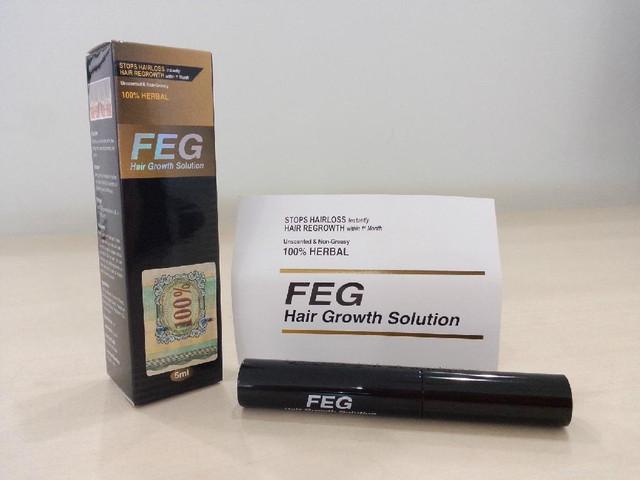 Сыворотка для роста волос FEG Hair Growth Solution