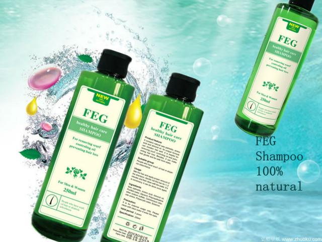Шампунь от выпадения волос FEG healthy hair care