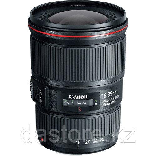 Canon EF 16-35mm F/4 L IS USM объектив 16-35