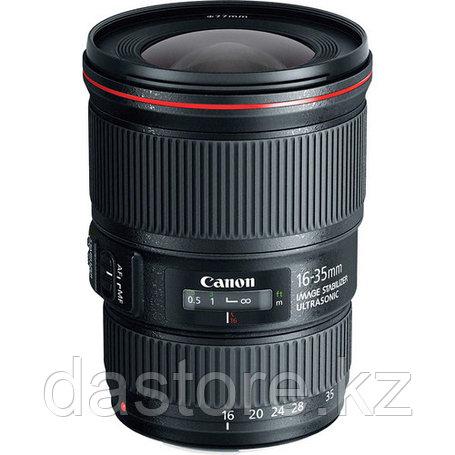 Canon EF 16-35mm F/4 L IS USM объектив 16-35, фото 2