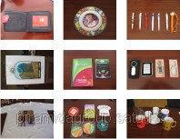 Брендирование сувениров по индивидуальному заказу Ручки тарекли майки кружки