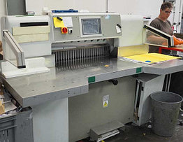 MAXIMA MS-92 б/у 2003г - бумагорезальная машина