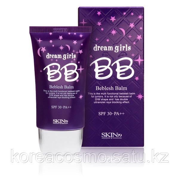 Многофункциональный ББ крем для проблемной кожи Skin79 Dream Girls Beblesh Balm SPF30 PA++ 43,5гр