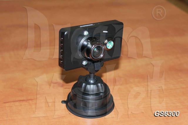 Автомобильный видеорегистратор GS6300