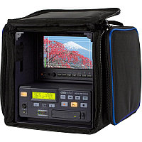 HRS-20HD HD/SD цифровой магнитофон со встроенным монитором, фото 1