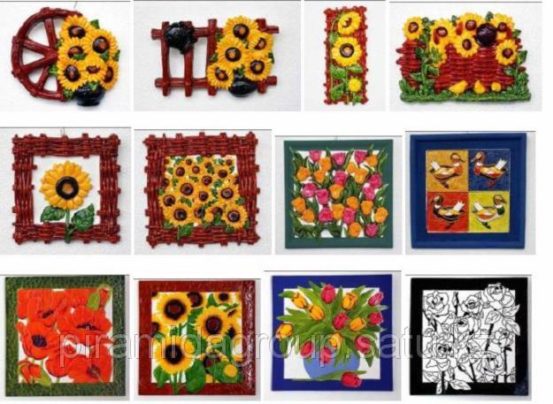 Изготовление детских рам для фото и рам для картин