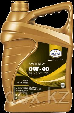 Моторное масло Eurol Synergy 0W-40 5л  API SL/CF - ACEA A3/B4-04
