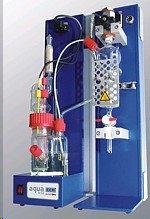 Титратор кулонометрический Aqua 40 по Карлу-Фишеру (1 мкг-100 мг) с нагревательным модулем для масел