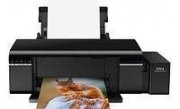 Принтер струйный Epson L805 printer/wi-fi/6цв./A4/СНПЧ/38ppm (C11CE86403)
