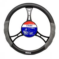 Кожаная оплётка рулевого колеса Racing
