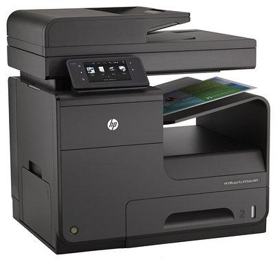 Струйный МФУ HP Officejet Pro X476dw e-AiO (CN461A)