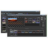 CG-350 Программа HD/SD Генератор титров