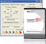 PPT-100 Программа конвертер экрана VGA монитора на SDI/DV выход