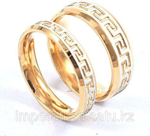 """Парные кольца """"Искрящееся счастье""""*"""