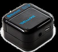 Универсальный аудиоадаптер, Deluxe, DBR-266, Bluetooth, NFC, 3.5 MiniJack, Встроенная батарея., фото 1
