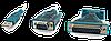 Переходник USB-RS-232 (DB-9M) 1,4м переходник DB9F для DB25M, USB2.0,  2 чипа PL2303