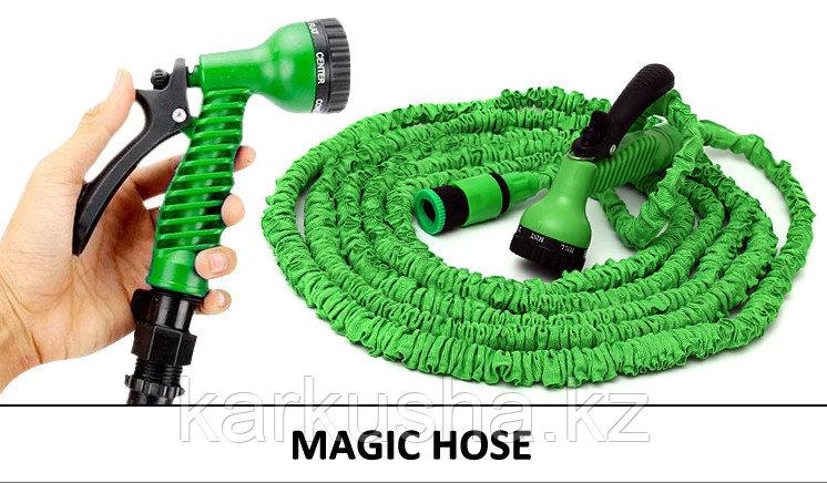 Растягивающийся шланг magic hose (22.5 м.)