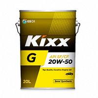 Моторное масло Kixx G SF/CF