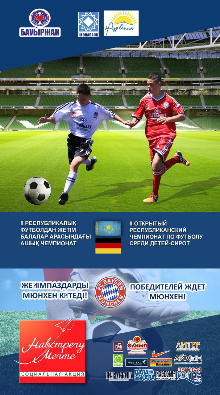 Дизайн футбольного Баннера по индивидуальному заказу