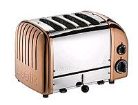 Тостер на 4 тоста Dualit DU-47390, цвет медный