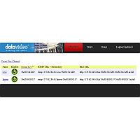 DVS-100 Вещательный сервер (программное обеспечение)