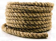 Веревка- пеньковая Д-8 8мм*50м