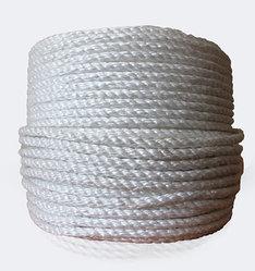 КАНАТ полипропиленовый Д-10 (белый) 10мм*50м