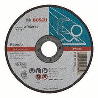 Отрезной круг BOSCH по металлу 125х1 мм