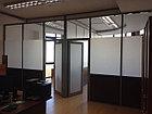 Перегородки комбинированные (ЛДСП, МДФ, ШПОН, стекло), фото 4