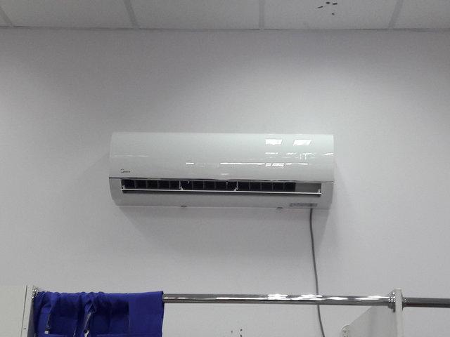 Торговый центр Рахмет установка кондиционера 10