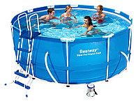 Каркасный бассейн Bestway 3.66m x 1.00cm (56261)