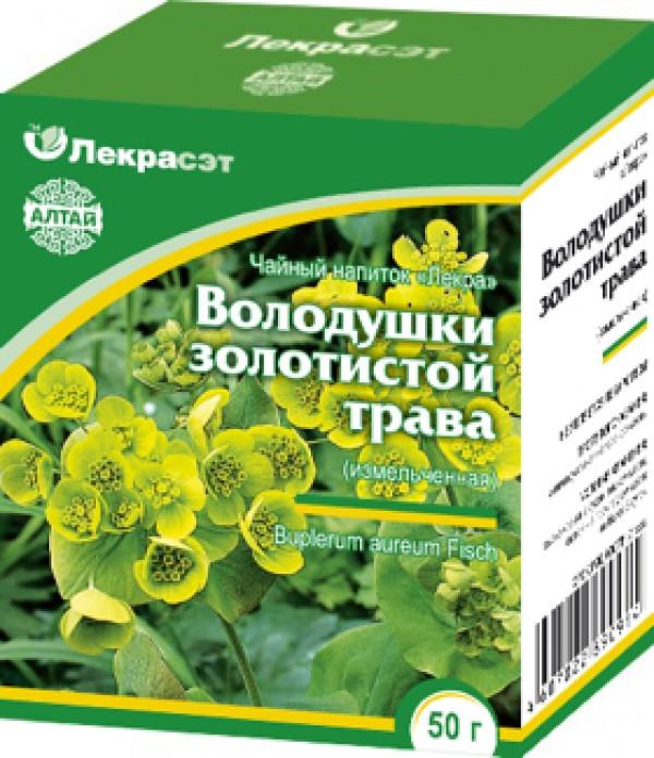 Володушка золотистая, трава, 50 гр