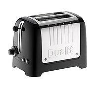 Электрический тостер Dualit DU-26225, цвет черный