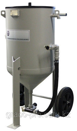 Пескоструйный аппарат для абразивной очистки типа DSG
