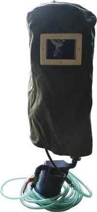 Комплект защиты КЗОД со шлемом МИОТ-49