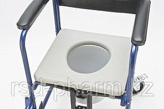 Кресло-каталка с санитарным оснащением Armed H009B, фото 2