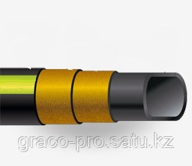 Абразивоструйный рукав MASTER BLAST 25мм (Италия) бухта 40м