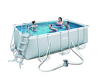 Каркасный бассейн Bestway 4.12m x2.01m x1.22m (56456)
