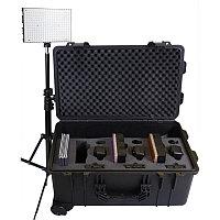 PLK-300 Комплект из 3-x Модульных Двухцветных LED Светильников, фото 1