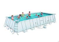 Каркасный бассейн Bestway 7.32mx3.66mx1.32m (56229)