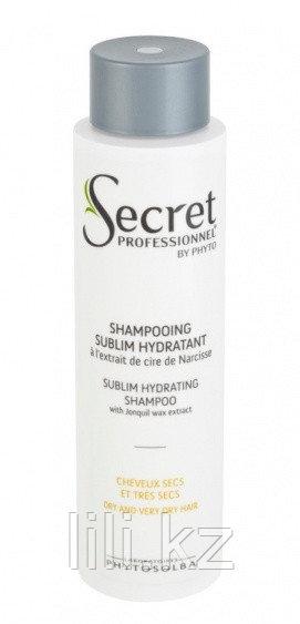 Активно-увлажняющий шампунь для сухих и очень сухих волос с восковым экстрактом Нарцисса Sublim-Hydratant