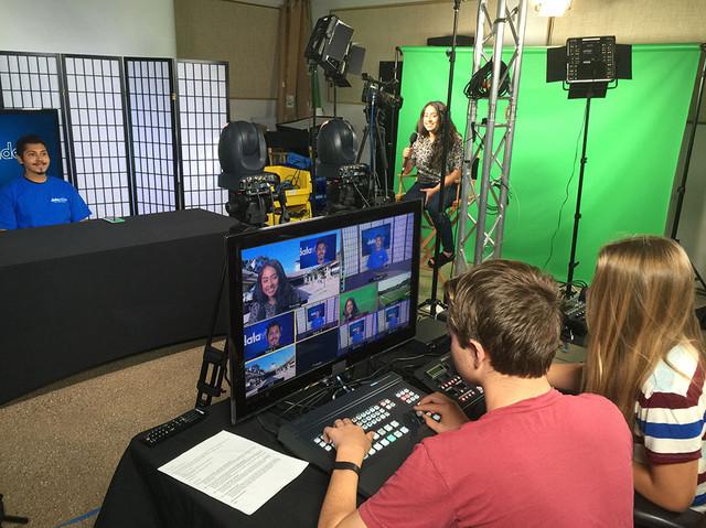 Решения для видеопроизводства