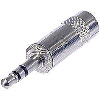 Rean NYS231L разъём mini jack, прямой, цвет серебристый