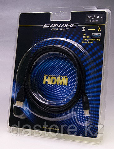 Canare HDM07E-EQ Кабель HDMI, длина 7 м. (700 см)