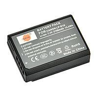 Аккумуляторы LP-E10 на Canon 1100d rebel t3 x50 kiss от DSTE